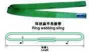 环状扁平吊装带