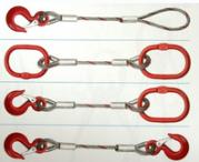 钢丝绳吊索极限拉力表